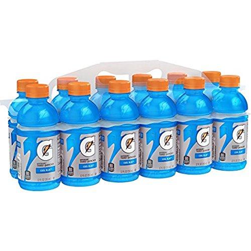 Gatorade Cool Blue 12 Ounce 12 Count
