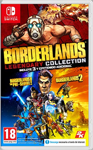 Borderlands Legendary Collection + Steelbook (Deutsche Verpackung)