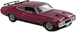 Ford Falcon XA RPO83 2 Door Hard Top Wild Plum Die Cast Car 1:32 Scale By Oz Legends Genuine Licensed Limited Edition Prod...