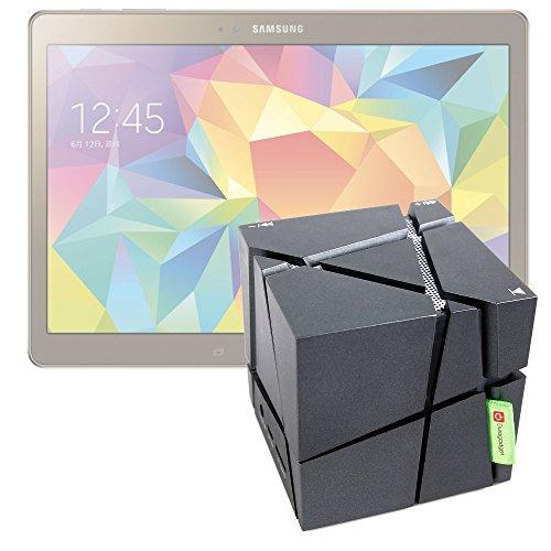 DURAGADGET Mini Enceinte Portable sans-Fil pour Tablette Tactile Archos 90, 90b, 97, 101, 101b, 101c et 101d Neon