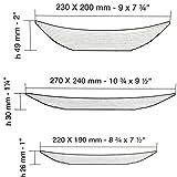 Zoom IMG-2 bormioli servizio di piatti bianco