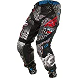Fly Racing 2020 Lite Hydrogen Pants - Glitch LE (32) (Black/RED/Blue)