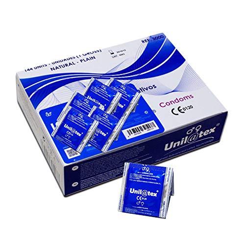 Dreamlove Unilatex Preservativos Naturales - 144 Unidadeses