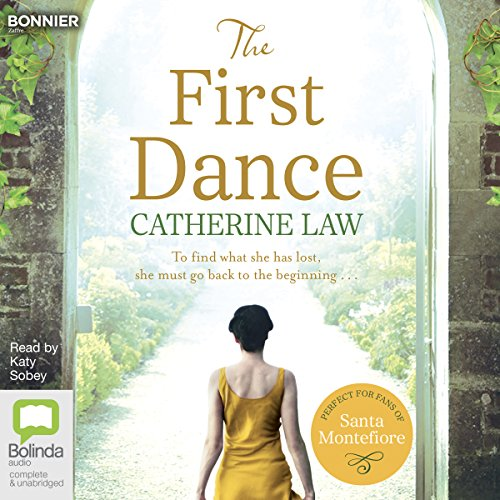 The First Dance audiobook cover art