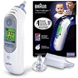 BRAUN THERMOMETRE Thermoscan 7 - Age Precision IRT6520-BRA017- Certifié France Medical Industrie