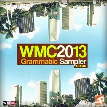 WMC 2013 GRAMMATIK SAMPLER