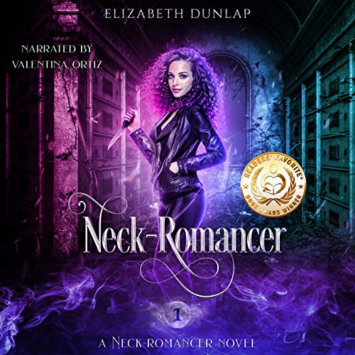Neck-Romancer: A Reverse Harem Paranormal Romance  By  cover art