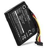 CELLONIC Batterie Compatible avec Tomtom 4CS0.002.01 GO 1000 1005 GO 2405M 2405T GO Live 1000 Live 1005 Live 2050 Live 14644 4CR52...