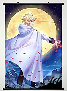 Wall Scroll Poster Fabric Painting For Anime Seraph of the End Mikaela Hyakuya 034 L