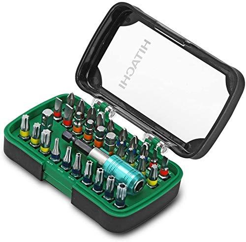 Hhitachi 750363 Schraubendreher-Bits, Set hitachi 750363 32 Stückbits