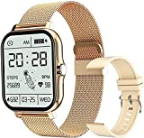 Smart Watch 1.69 Bluetooth Chiamata Frequenza Cardiaca Full Touch Fitness Tracker Smart Watch per Android Ios PK Y20 P8 P8plus (B)