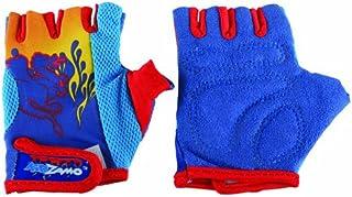 Kidzamo Kids KZGL01 Mitt Glove Medium - Blue