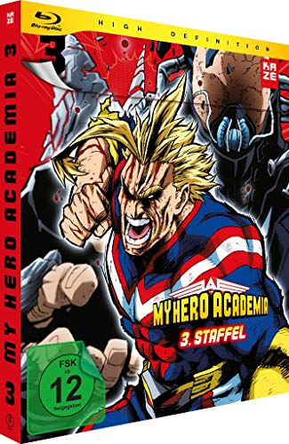 My Hero Academia - Staffel 3 - Vol.3 - [Blu-ray]