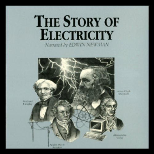 The Story of Electricity audiobook cover art