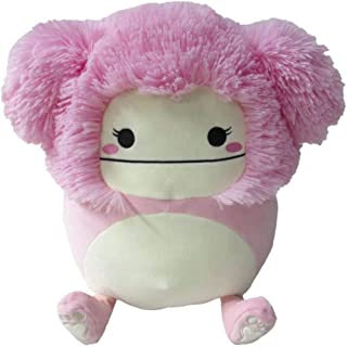 "Squishmallow Official Kellytoy Plush 12"" Brina The Bigfoot - Ultrasoft Stuffed Animal Plush Toy"