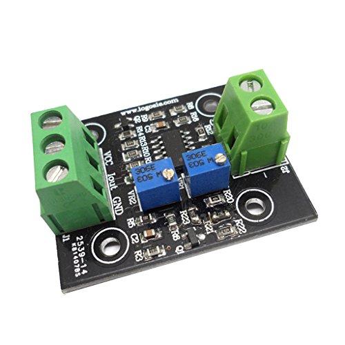 kesoto Elektrischer Strom Sensor Strommessung Spannungswandler Spannungs Brett - als Bild zeigen 4-20mA zu 0-10V