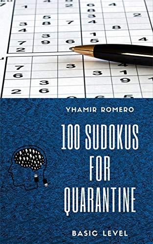 100 Sudokus for Quarantine (English Edition)