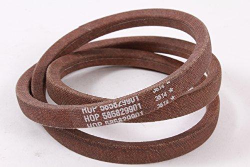 Husqvarna 585829901 Snowblower Drive Belt Genuine Original Equipment Manufacturer (OEM) Part