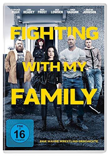 Fighting with My Family - Eine wahre Wrestling-Geschichte