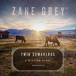 Twin Sombreros audiobook cover art