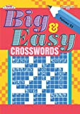 Big & Easy Crosswords Puzzle Book-Volume 25