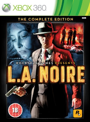 Take-Two Interactive L.A. Noire - Juego (Xbox 360, Xbox 360, Acción / Aventura, M (Maduro))