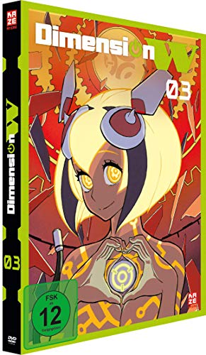 Dimension W - Vol.3 - [DVD]