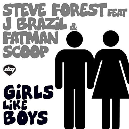 steve forest feat. J Brazil & Fatman Scoop