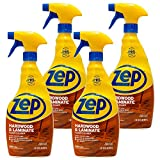 Zep Hardwood and Laminate Floor Cleaner 32 Ounce ZUHLF324 (Case of 4)