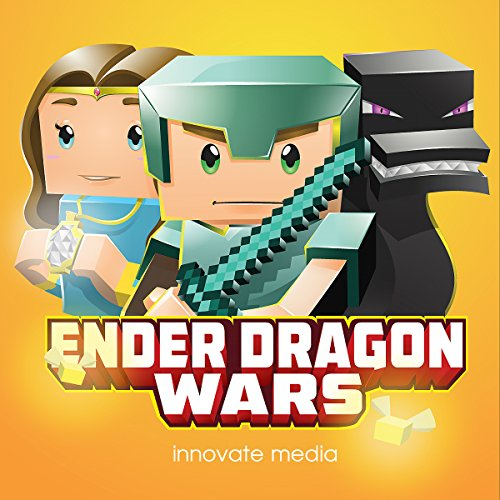 Ender Dragon Wars audiobook cover art