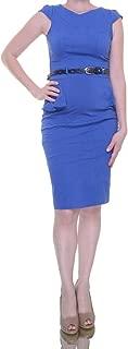 xoxo peplum sheath dress