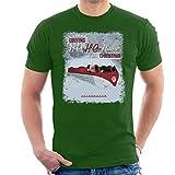 Volkswagen Driving Ho Ho Home for Christmas Men's T-Shirt
