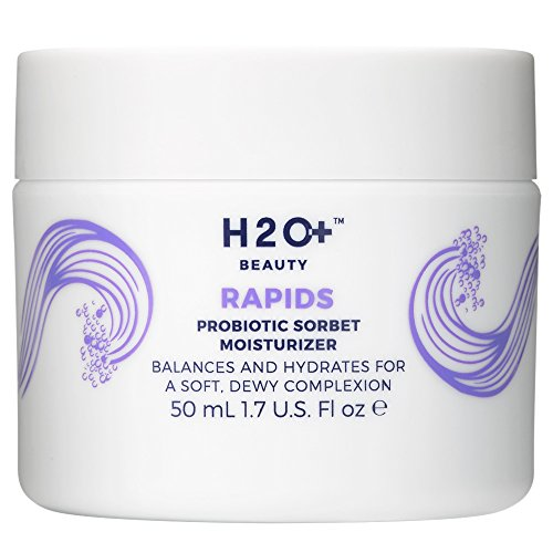 H2O+ Rapids Probiotic Sorbet Facial Moisturizer Lotion with Champagne and Yuzu Extracts, 1.7 ounce