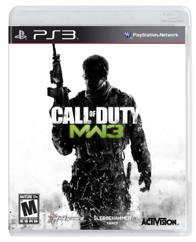 Call of Duty: Modern Warfare 3 - Playstation 3