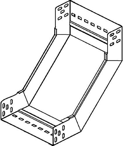 Niedax Rinnensteigbogen RSD 110.300 RL;RS Bogen für Kabelrinne 4013339928248