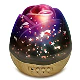 SCOPOW Star Projector Night Light with 360 Degree Rotating for Baby/Kids