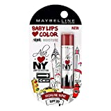 Maybelline New York Lip Balm Review and Comparison