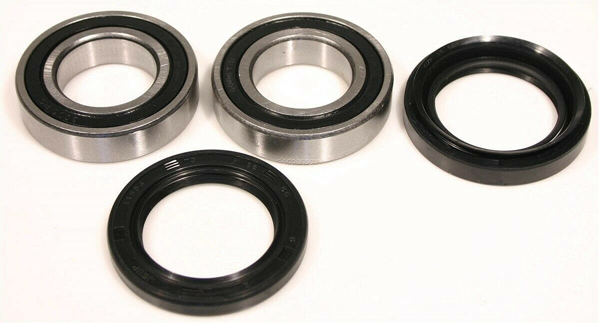 Front Large special price !! Wheel Bearings Seals fits 55% OFF - 400 Bear 2x4 Big 2000-2004