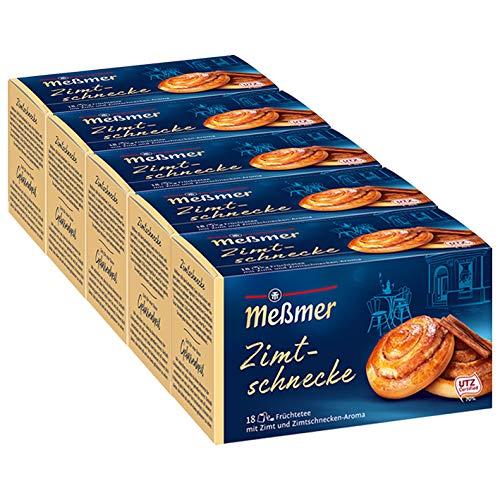Meßmer Zimtschnecke 5er Pack