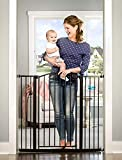 Regalo Easy Step Extra Tall Arched Décor Walk Thru Baby Gate, Includes 4-Inch Extension...