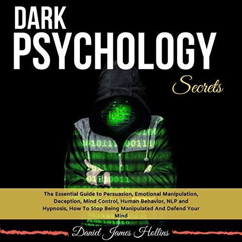 Dark Psychology Secrets cover art