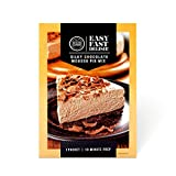This package contains 1 Silky Chocolate Mousse Pie Mix Fool-proof recipe; follow along the simple steps to create the silky chocolate mousse pie Just in Time Gourmet silky chocolate mousse pie mix contains all the essential goodness for a rich, moist...