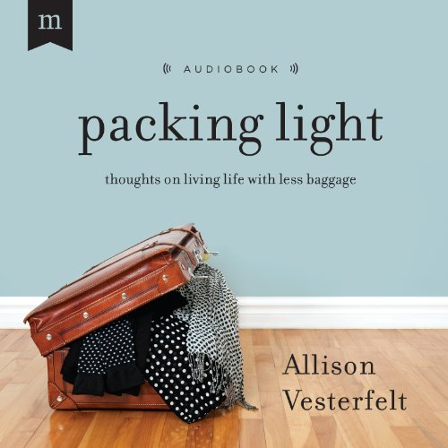 Packing Light audiobook cover art