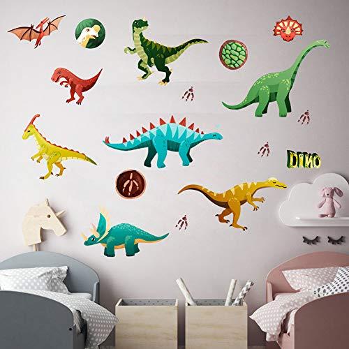 vinilo dinosaurio de la marca Baoer
