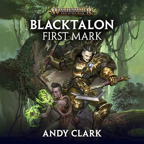Blacktalon: First Mark audiobook cover art