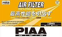 PIAA エアーフィルター 1個入 [三菱車用] ジープ・パジェロ_他 PM68