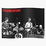 Hardymedicalsupplies Band New Talking Heads Byrne 70S 80S