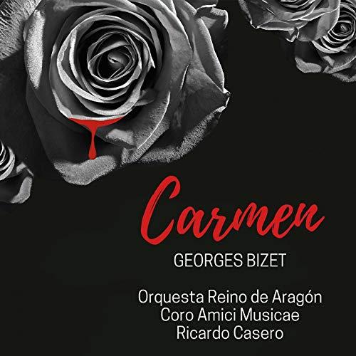 "Carmen, Act II: ""La belle, un mot"" (Escamillo, Carmen, Zuniga) (Live)"