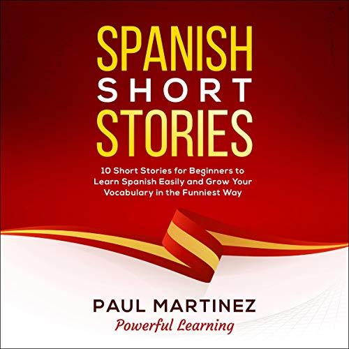 Spanish Short Stories cover art