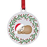 Top 10 Sloth Christmas Ornaments